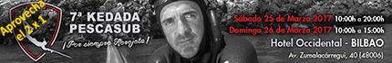 La kedada pescasub 2017, tu feria de material de pesca submarina